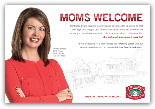 Northwood Moms campaign and #northwoodformoms