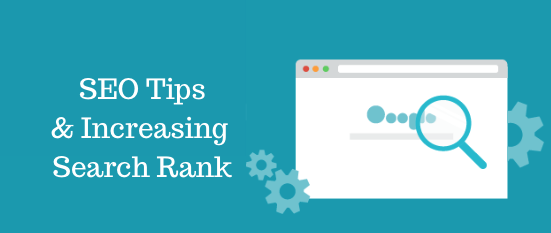 SEO tips & increasing rank