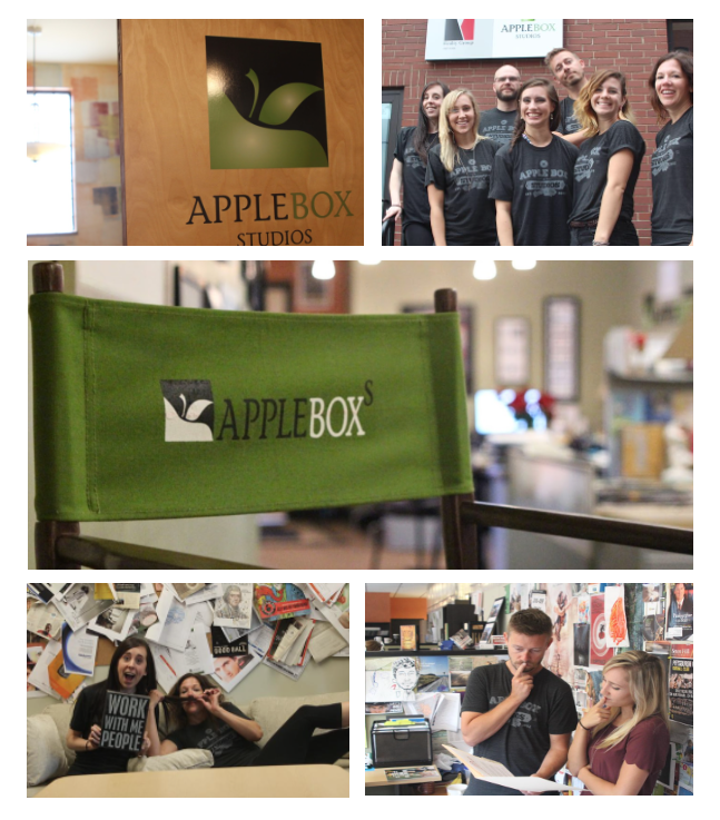 Apple Box Studios, Pittsburgh ad agency, video production and creative management firm