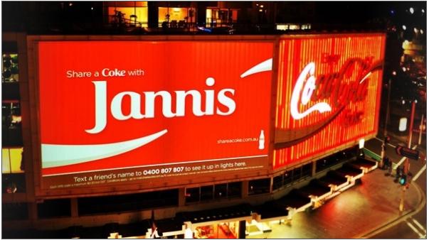 """""""Share a Coke"""""""