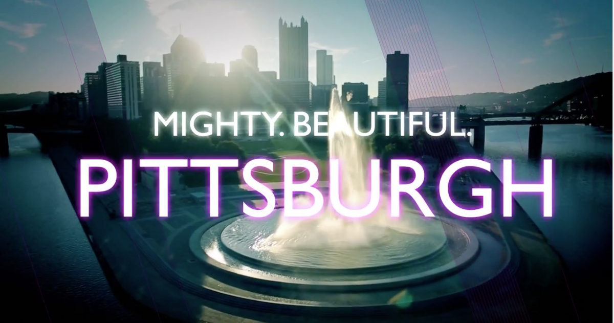 Mighty. Beautiful. Pittsburgh