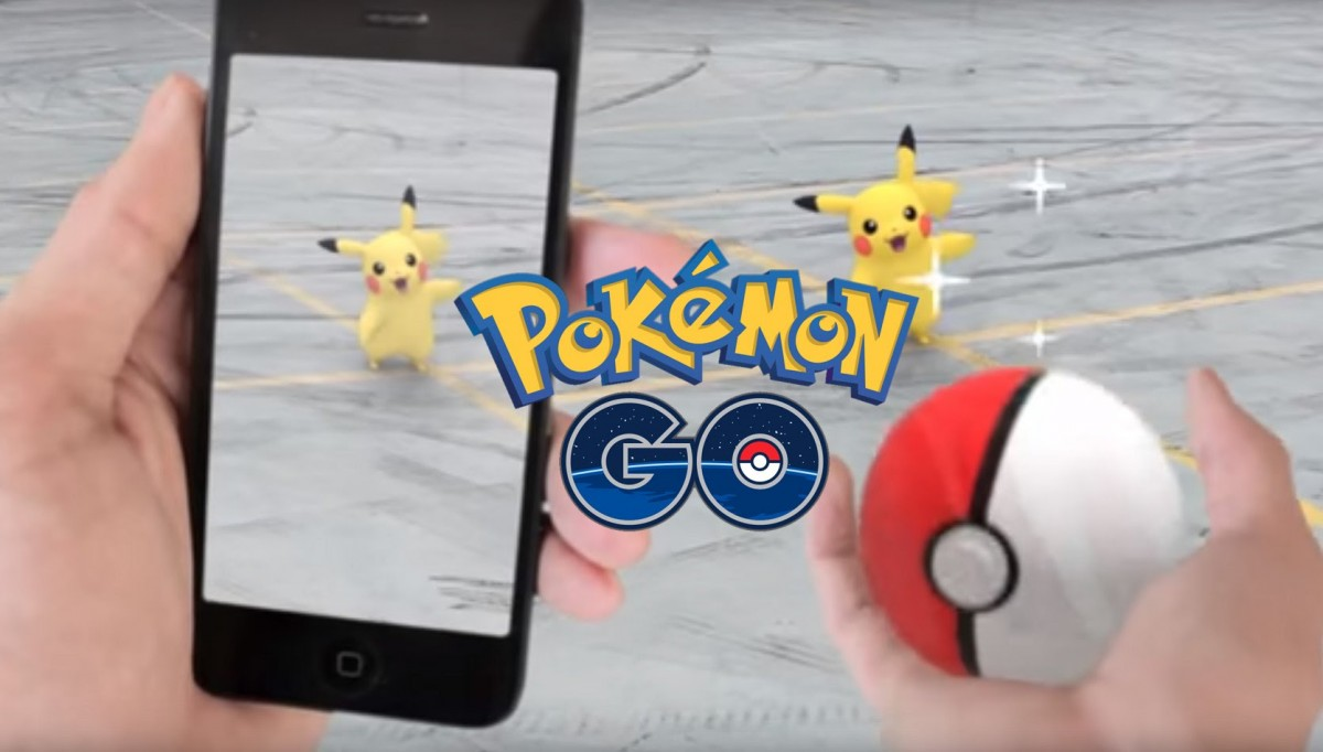 Pokemon Go!