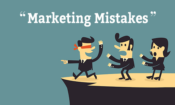Marketing Mistakes to Avoid